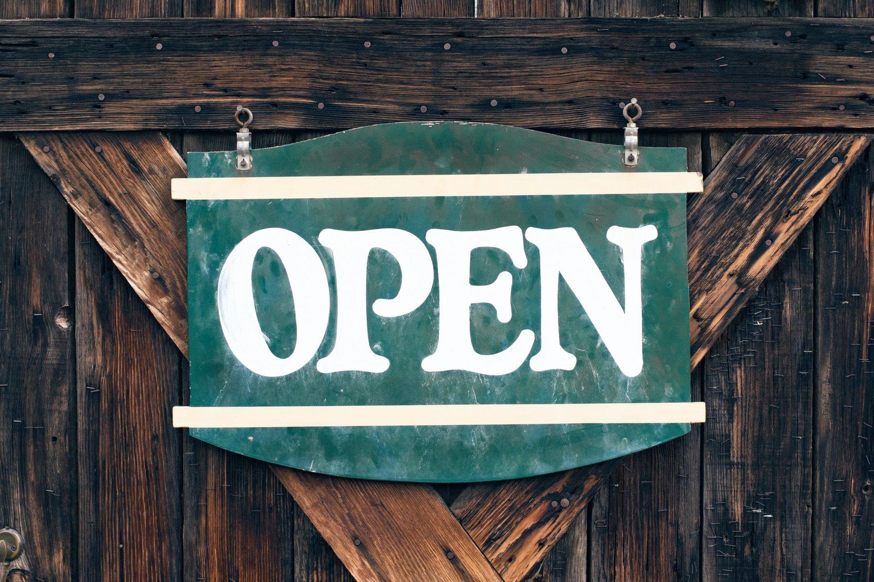 Wij blijven open op afspraak!